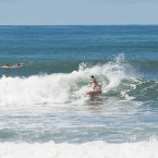 Kayu Vianna Spends Weekend at High Performance Surf Training Camp