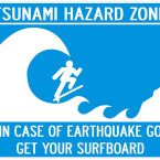 Why You Can't Surf a Tsunami
