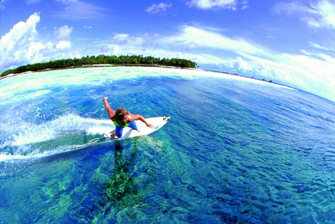 7 Tips on How to Fall on Shallow Reefs