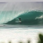 Video: Locals Only At Pipeline