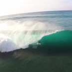 Video: The Pipeline from above