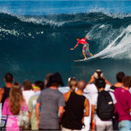 How to deal with pressure in pro surfing