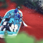 Stressed, bloody dolphins await slaughter in Japan's Taiji Cove