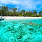 Bali and Gili Trawangan in Top 10 Islands-Asia