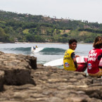 Bali Groms Dominate at stop #1 of Rip Curl GromSearch Series Senggigi, Lombok.