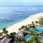 Nusa Dua Beach Awarded as One of the Best Beaches in Asia