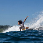 Round one of the Rip Curl GromSearch International final