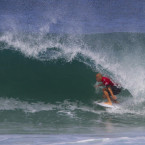 Barrels Fest at Barra Da Tijuca on day three of Billabong Rio Pro