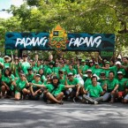 Team Rip Curl Cleans Up Padang-Padang