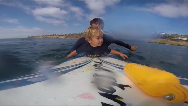 SC-A-Father-and-Son-Surf-Session