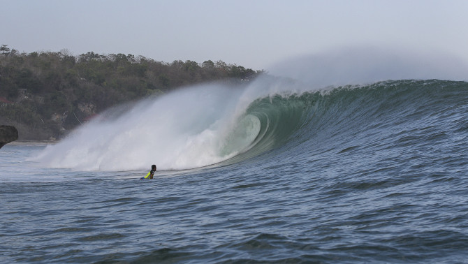 Best seats in the house - Padang Padang 2014 Final 15