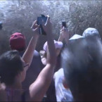 Video: California Crowd Gets Soaked by Massive Waves