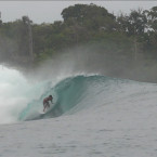 Video: Mateia Hiquily at Mentawais