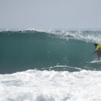 Indonesians Post Highest Scores on Opening Day of Komune Bali Pro