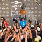 Mick Fanning Wins The 2014 Rip Curl Pro Portugal