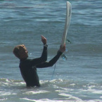 Video: Micky Clarke Surfing Cranky Tired