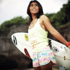 Indo's First Female Surf Star Gets Documentary