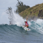 Top Performance by Tyler Wright at Maui Pro Day One