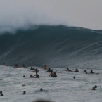 Video: Backstage at Pipeline