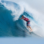Taj Burrow Out of Pipe Masters Due to Injury