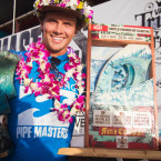 Julian Wilson wins Billabong Pipe Masters & Triple Crown