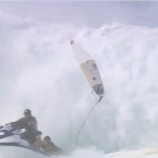 Video: Water Patrol's Amazing Rescue at Pipe
