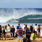 Video: 2014 Billabong Pipe Masters Round Two Highlights