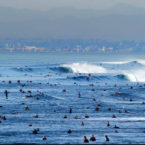8 Reasons Why Surfing in a Crowded Lineup is Good, Even Though it Sucks