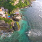 Video: Drone Footage Captures The Beauty of Uluwatu