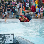 Wake Phenom Daniel Grant Goes Head to Head With Legendary DJ Goldie at Rip Curl Summer Carnival, Thailand