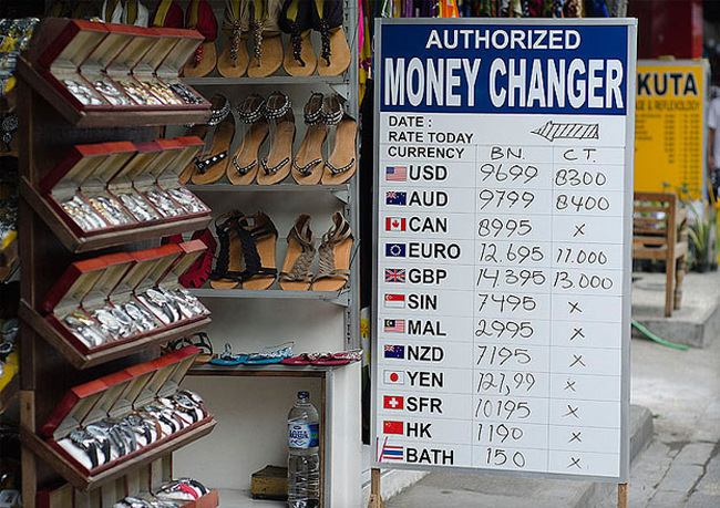 Central Bank Bans Foreign Currencies