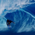 Video: Double Barrel at Teahupoo