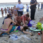 Two Shark Attacks In Two Hours In North Carolina