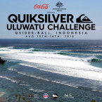 Quiksilver Uluwatu Challenge Added To WSL QS Calendar