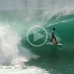 Video: Padang Padang Swell of Decade