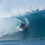 Jeremy Flores Wins Billabong Pro Tahiti