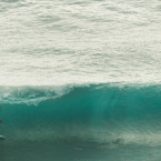 Rip Curl Cup Extends Waiting Period, Large Swell Looming