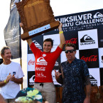 Jared Hickel Wins WSL-ASC Sanctioned Quiksilver Uluwatu Challenge