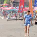 Indonesia Foreign Tourist Arrivals up 9.84 Percent