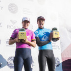 Gabriel Media, Tyler Wright Triumph at Quiksilver and Roxy Pro France