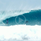 Video: A Montage Of Desert Point Perfection