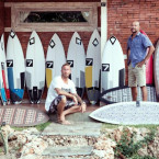 Shaper Makes 16 Boards For Indonesian Adventure