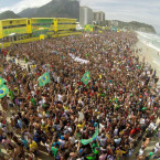Rio's Sewage-Filled Waters; WSL Looks at New Venue