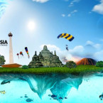 Indonesia Preparing to Spend US$244 Million on Tourism Promotion