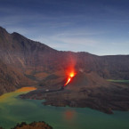 Mount Rinjani Volcanic Activity Disrupting Bali Flights Could Continue For A Year Even More