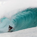 Bruce Irons is The Billabong Pipe Masters Wildcard