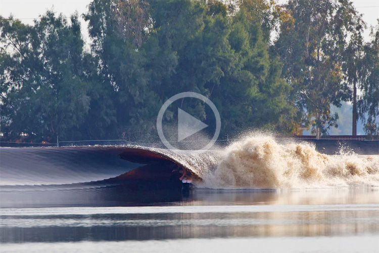 Video: Kelly Slater Built A Perfect Artificial Wave