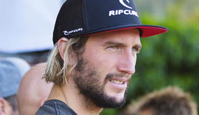 Owen Wright withdraws from Pipe Masters