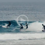 Video: Snakes, Wipeouts, and Fails at Superbank