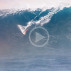 Video: Bethany Hamilton Surfs Jaws